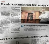 Star ADvertiser article image. 190